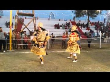 Shree Ramleela, Vidisha (MP) 2016-VIDEO (17/01/2016) Part I